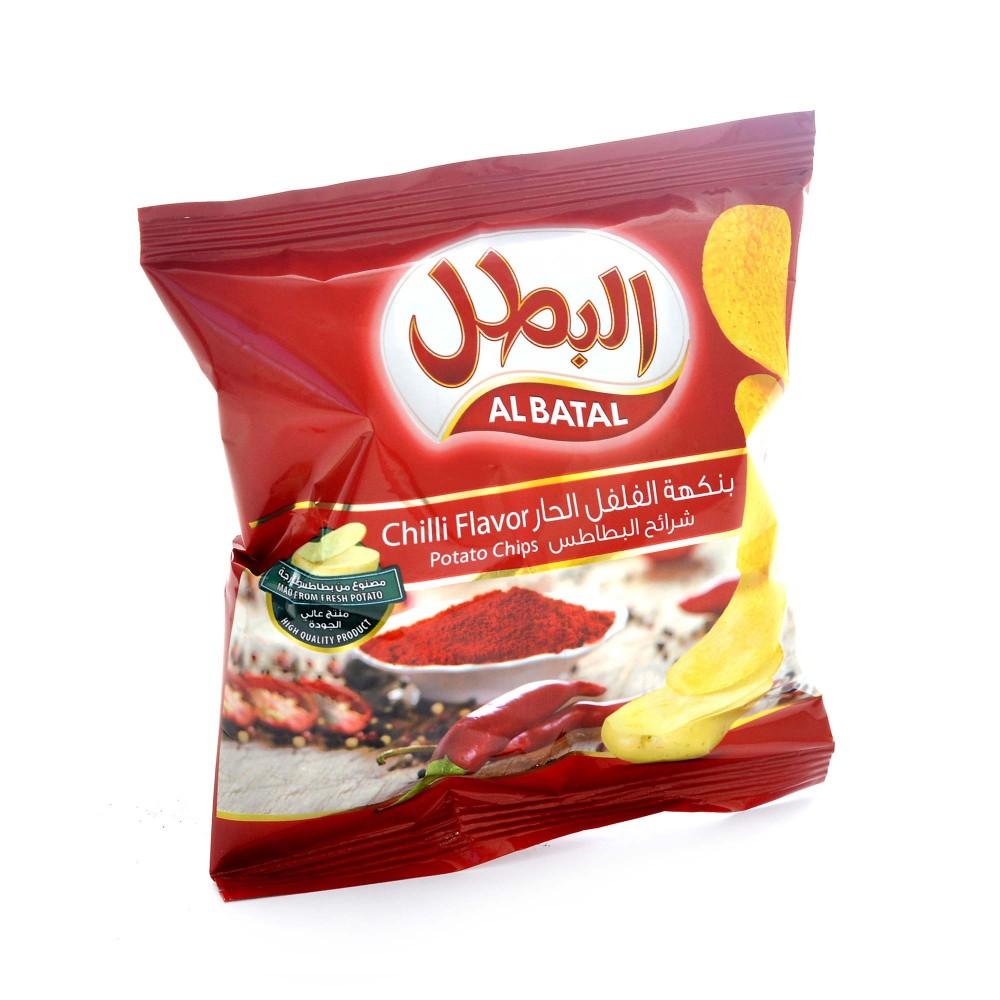 بطاطس البطل حار 5 20 متجر سارونا