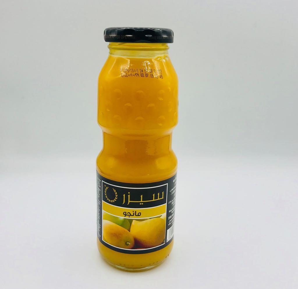 عصير سيزر مانجو 1 24 متجر سارونا